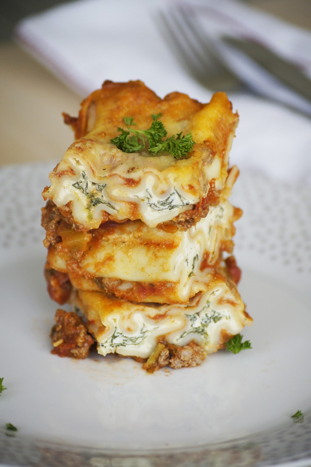cannelloni recipe, italian pasta, lasagne recipe, ricotta and spinach