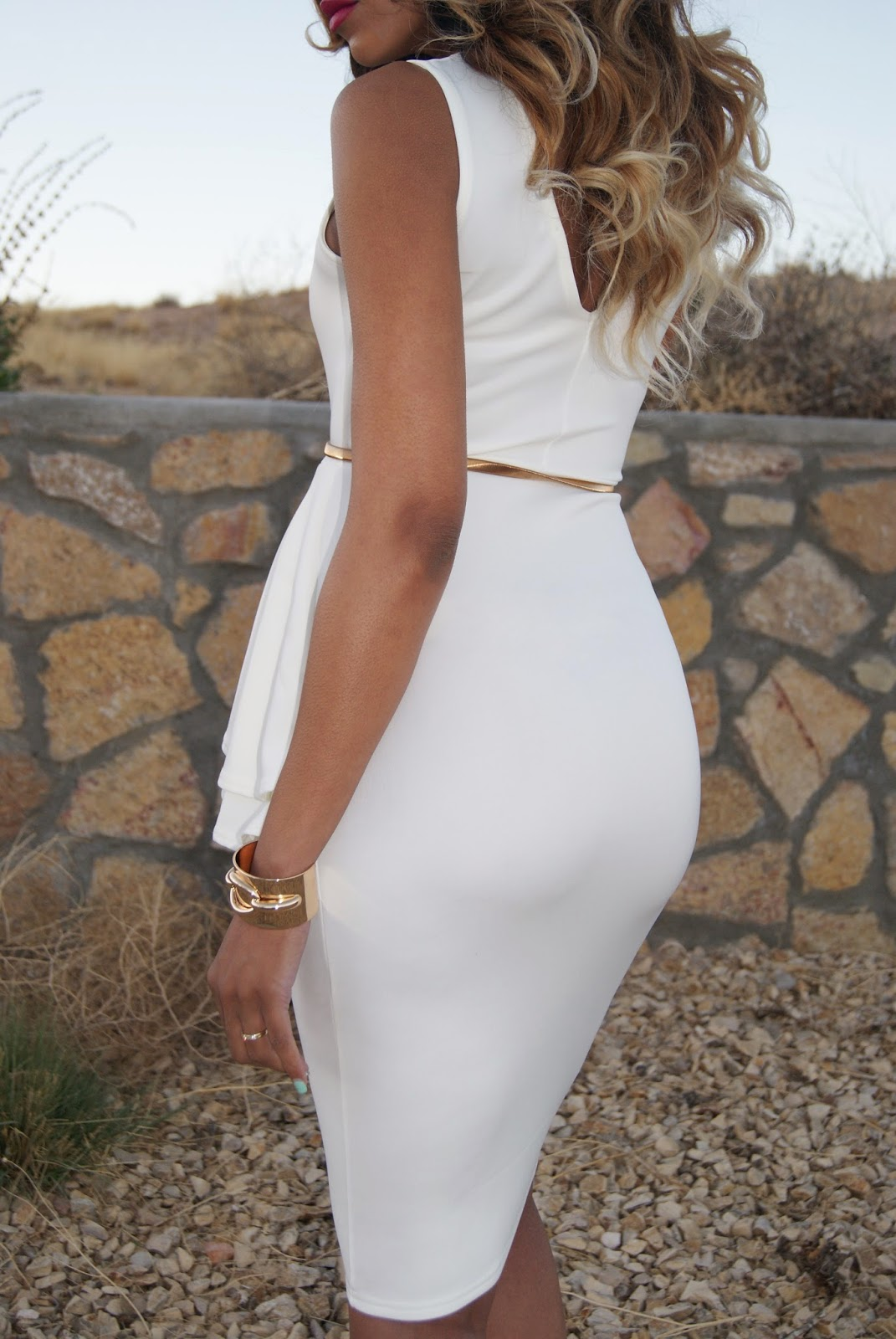 allthingsslim, little white dress,