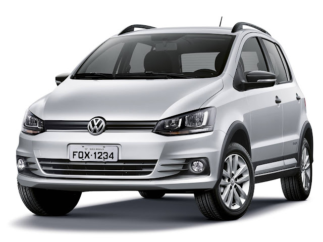 VW Fox Track 1.0 2016
