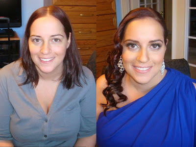 south florida makeup artist bridal trial