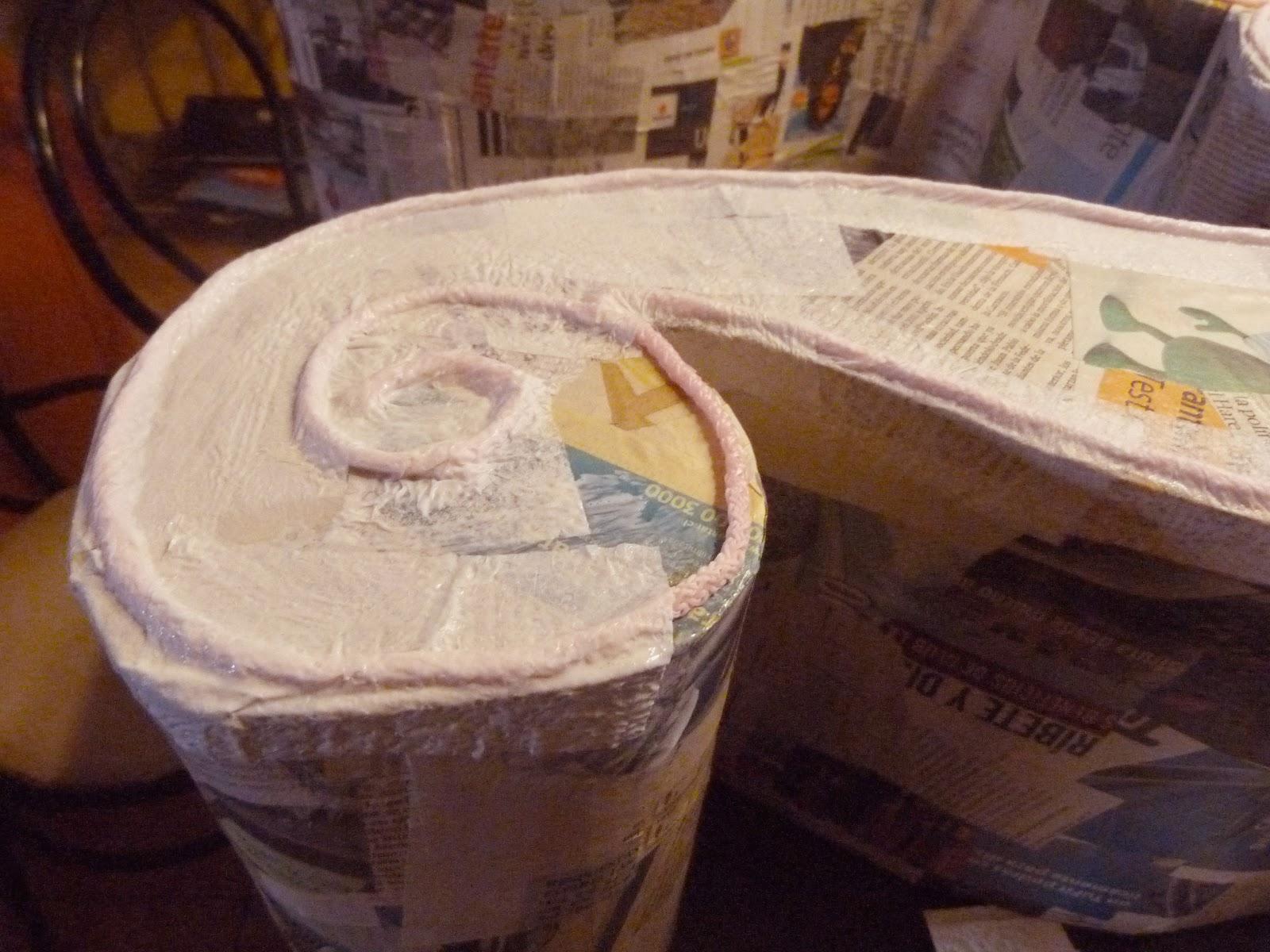 Las creaciones de do a castora muebles de cart n tocador - El castor muebles ...