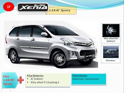 Daihatsu Great New Xenia Terbaru Siap Mengebrak Otomotif