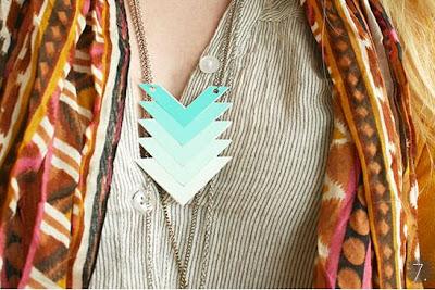 Paint Chip Jewelry Tutorials