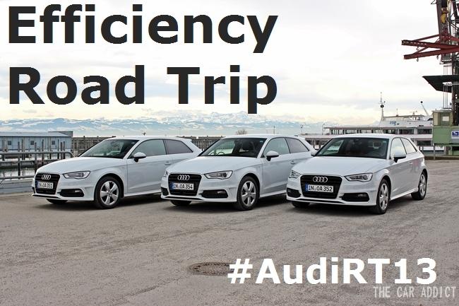 #AudiRT13 Efficiency Road Trip Gallery