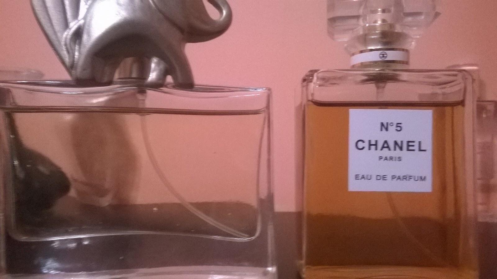 Parfum Chanel No5 Si Parfum Kenzo Jungle