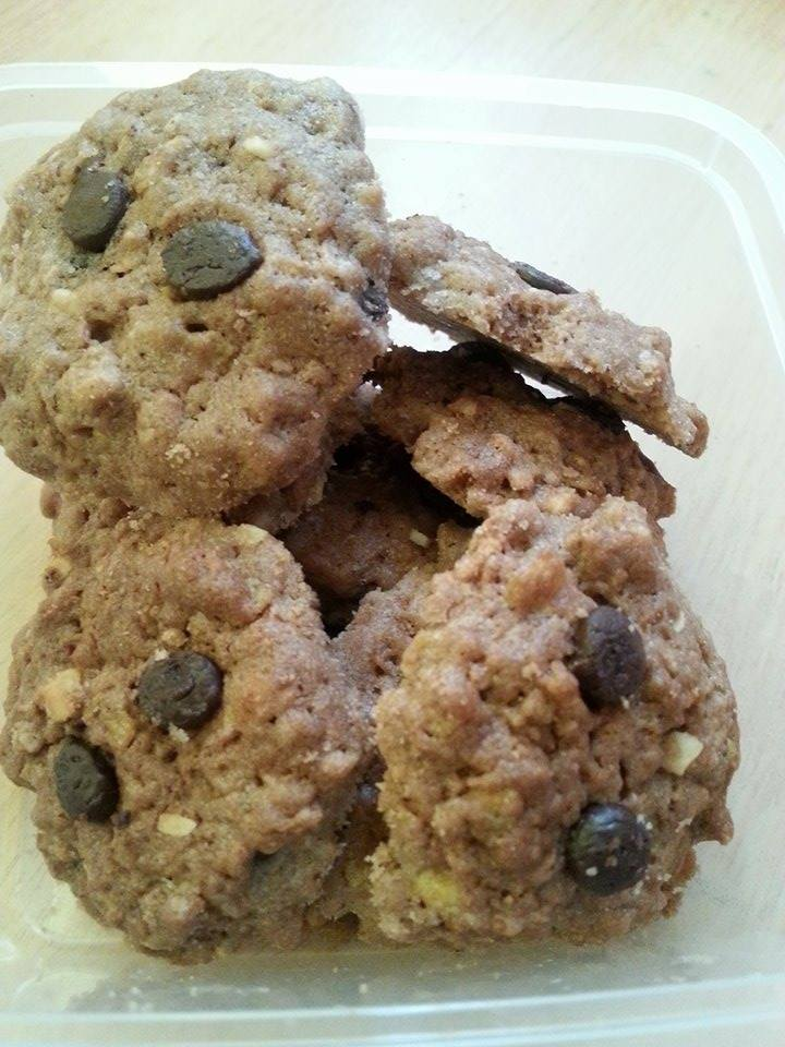 Homemade Chocolate Chip Rangup!