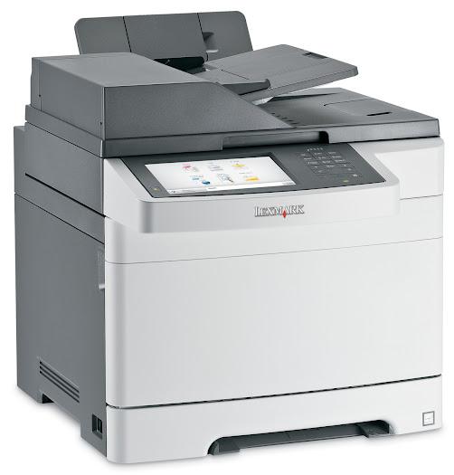 Lexmark amplia su linea de impresoras a Color para Grupos de Trabajo