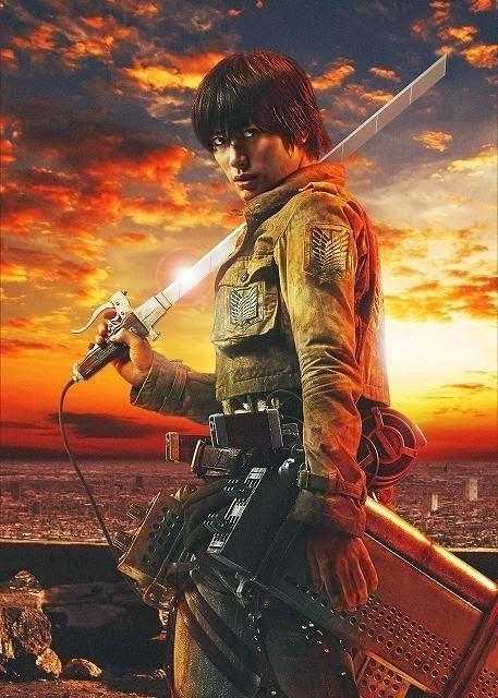 """Haruma Miura es Eren en la película de imagen real de """"Ataque a los Titanes"""""""