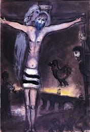 Chagall, Cristo sul ponte