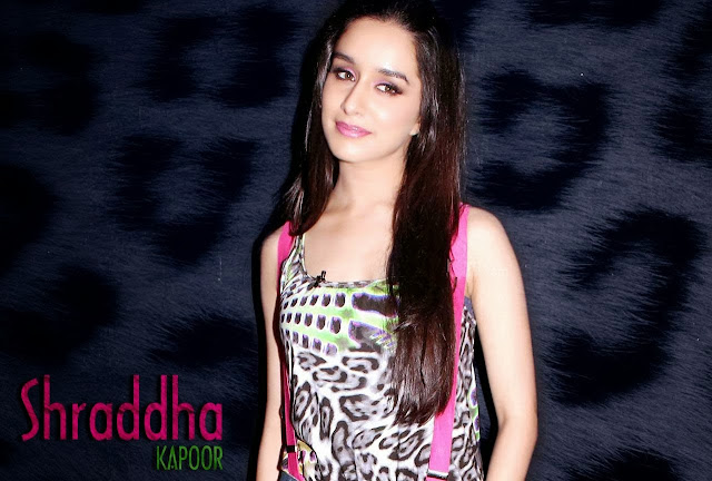 Sharddha Kapoor Stars HD Wallpaper