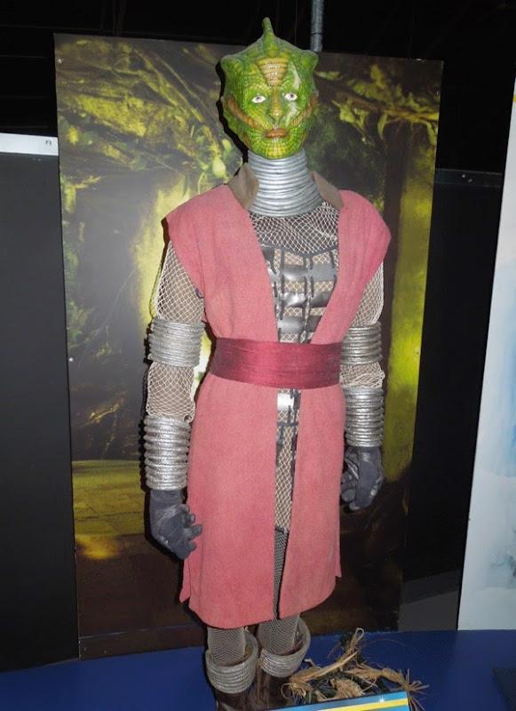 Neve McIntosh Silurian Restac costume Doctor Who
