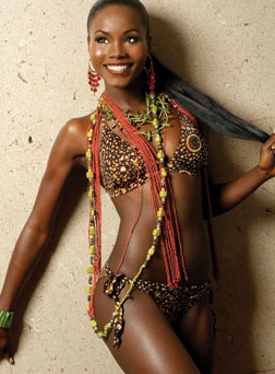 Naked trinidad girls