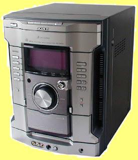 Sony HCD-GN600