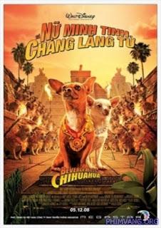 Nữ Minh Tinh Và Chàng Lãng Tử - Beverly Hills Chihuahua