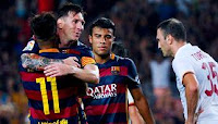 Video Gol Barcelona vs AS Roma 3-0 Joan Gamper Trophy 2015