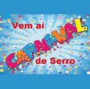 PROGRAMAÇÃO CARNAVAL 2016