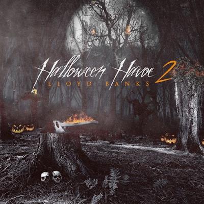 Lloyd Banks - Halloween Havoc 2 Mixtape Cover