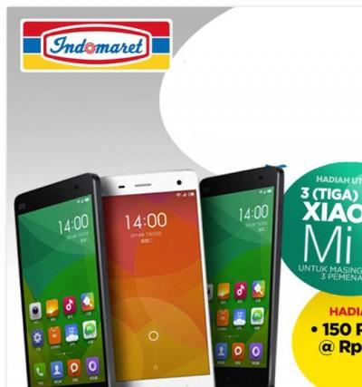 Pembayaran Xiaomi di Indomaret
