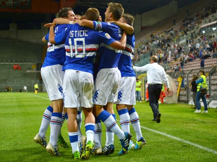 Serie A orari Partite di Oggi: Sampdoria Roma in Diretta TV (info streaming).