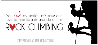 Rock climbing dating site