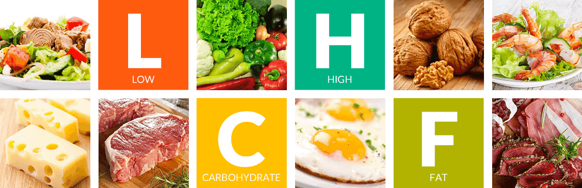 LOW CARB HIGH FAT: La solución para quemar grasas y una mejor salud cardiovascular. Grasa buena