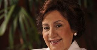 Rosa Gómez de Mejía, activista consagrada del núcleo familiar