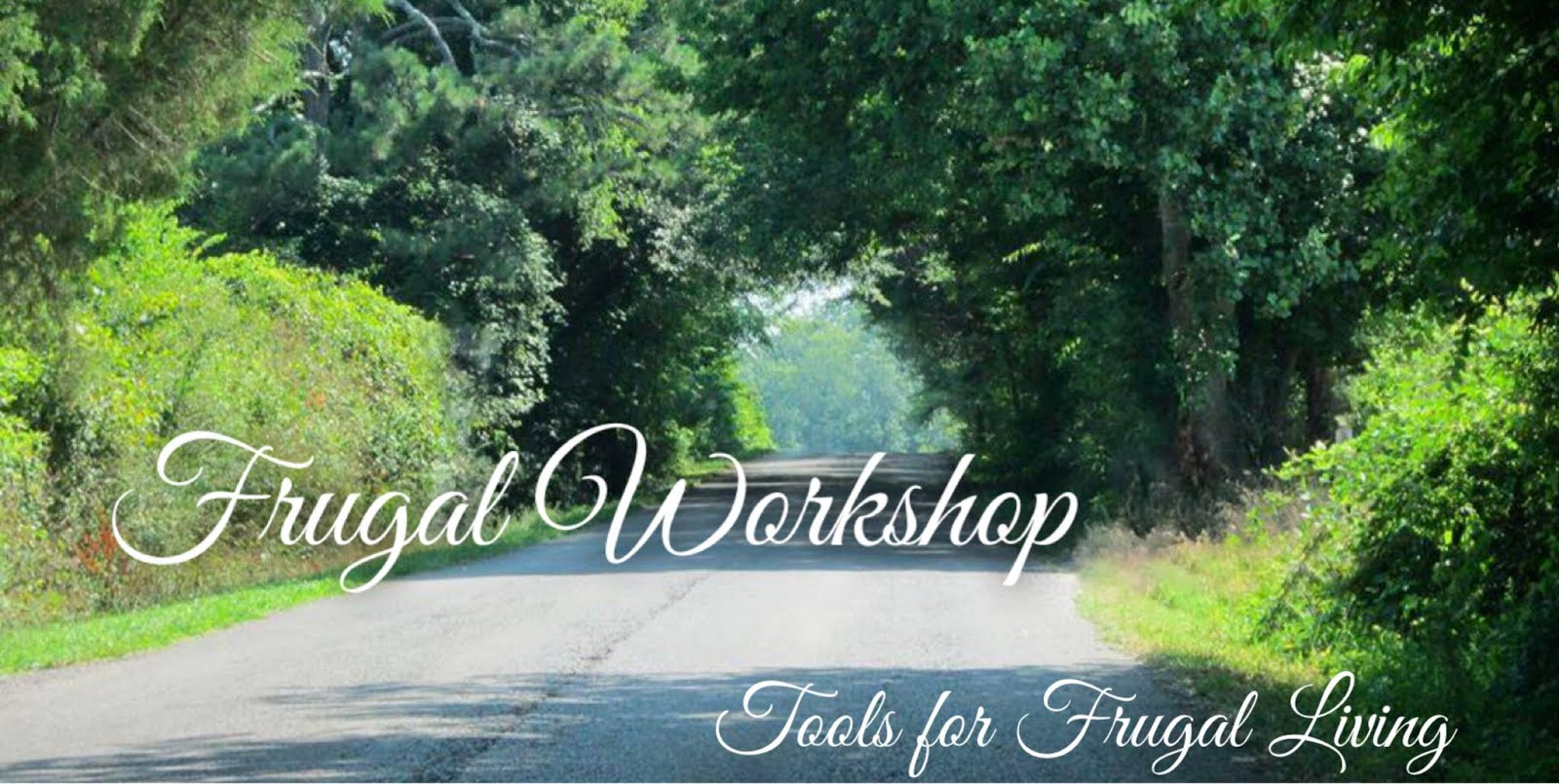 Frugal Workshop
