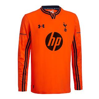 Jersey Tottenham Hotspur Home LS GK 2013-2014