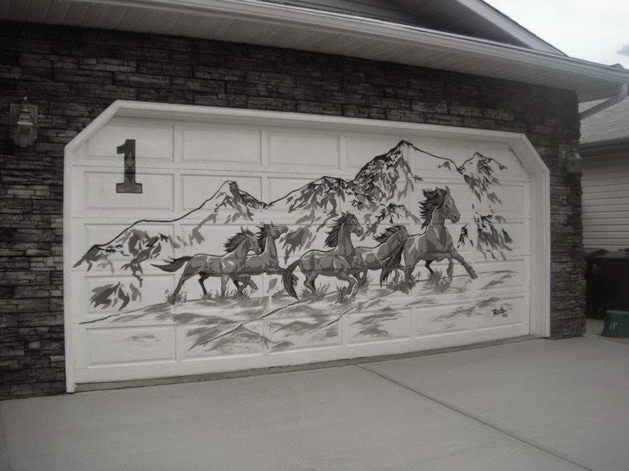 Garage-Door-Painting