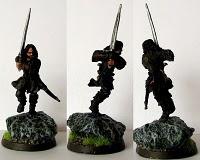 Figurka LotR Aragorn z Helmowego Jaru