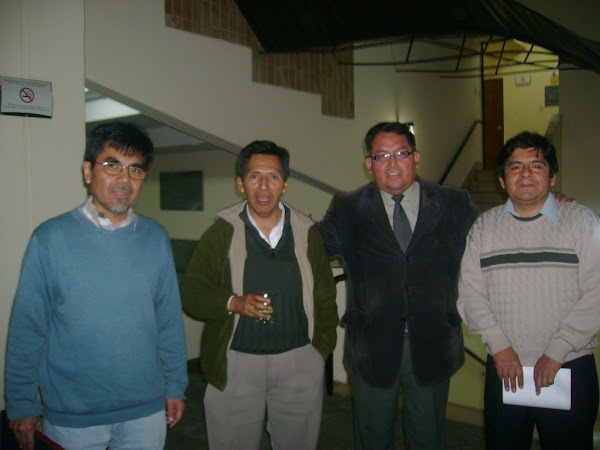 CONFERENCIA PREMIOS NOBEL 2010 UPCH