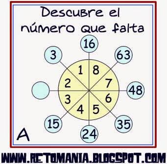 RETO MATEMÁTICO 7 - Grados 8° - 9° ~ RETOS MATEMÁTICOS