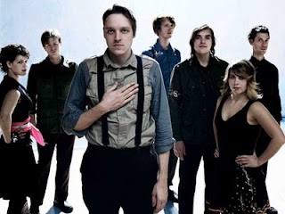 The Arcade Fire Wake up