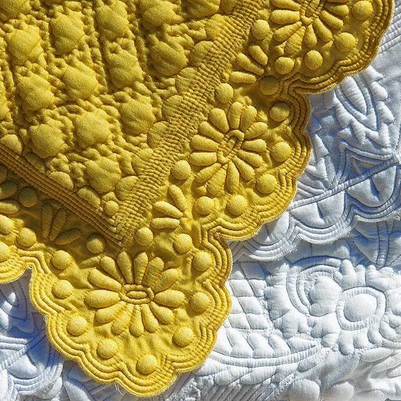 pikowane tkaniny