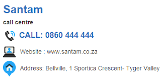 Santam Customer Service Number South Africa