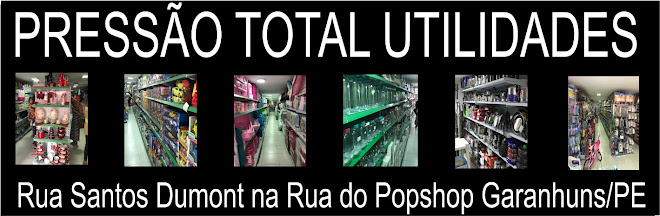 Pressão Total Utilidades