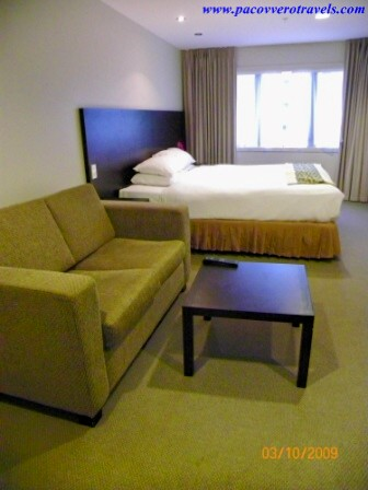 AUCKLAND CITY HOTEL-HOBSON ST