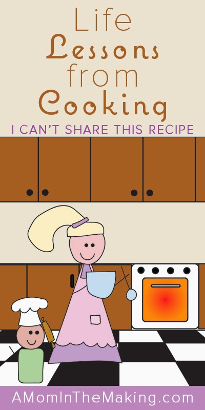 Life Lessons from Cooking