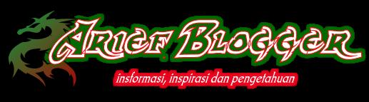 Arief Blogger