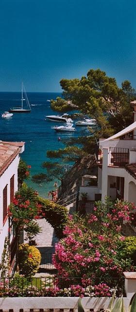 Costa Brava of Begur, Spain