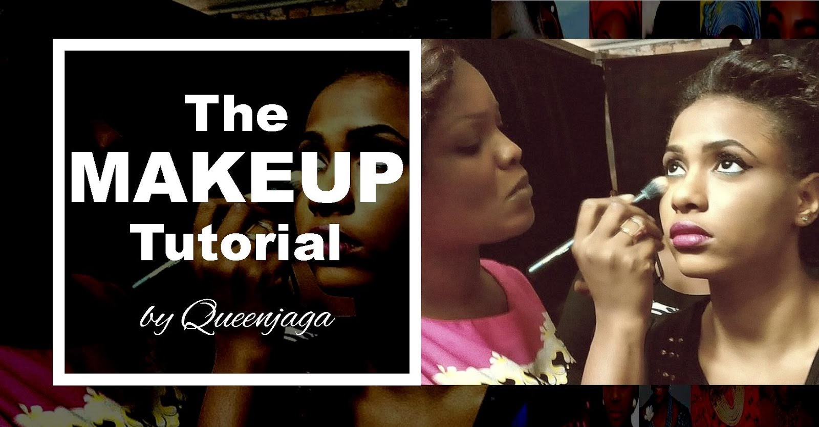 The Makeup Tutorial by Queenjaga