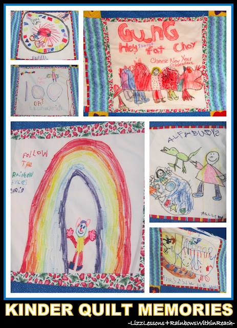 photo of: Kindergarten Year Highlights via RainbowsWithinReach