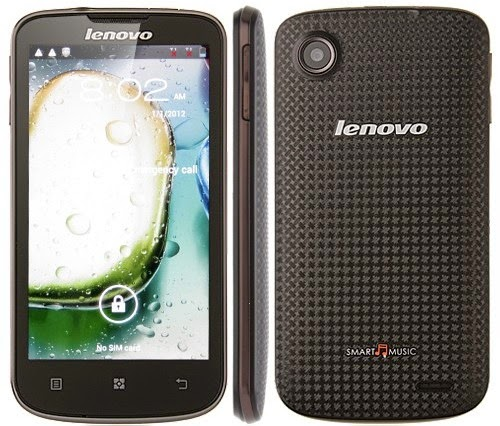 harga hp Lenovo A800