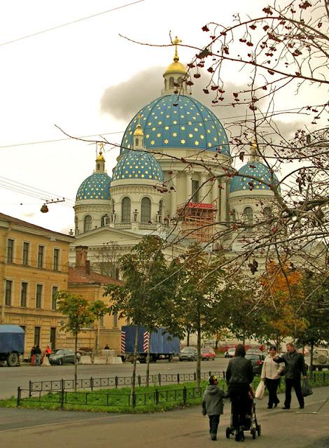 Троицкий собор, Санкт-Петербург