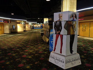 zoolander lobby entertainment