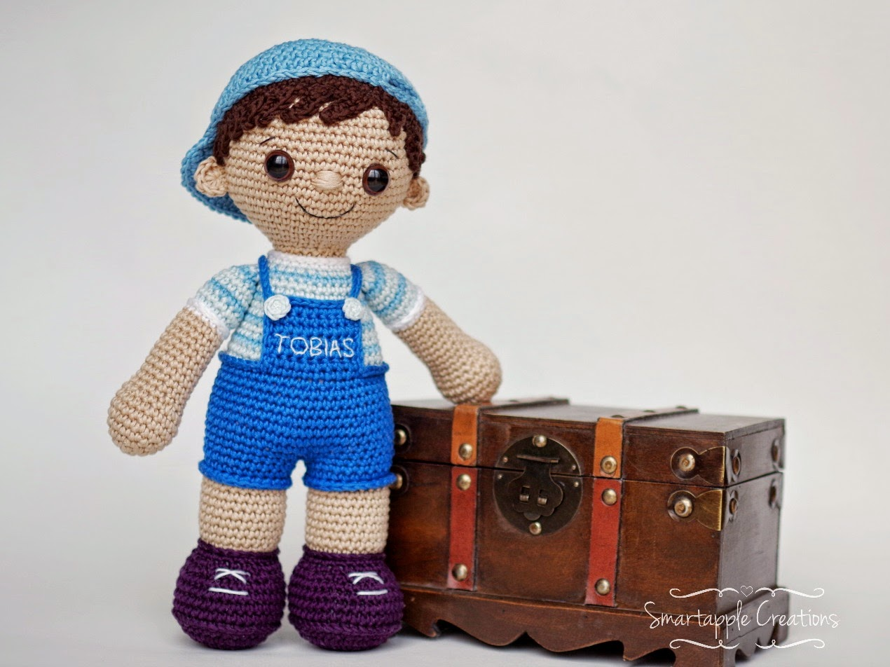 Smartapple Creations - amigurumi and crochet