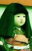 Okiku, Boneka Misteri Jepang