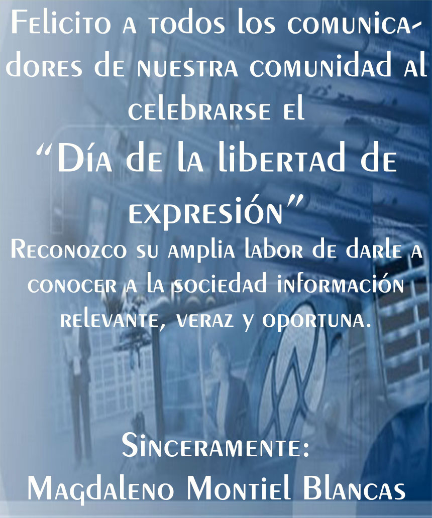 Día de la Libertad de expresión