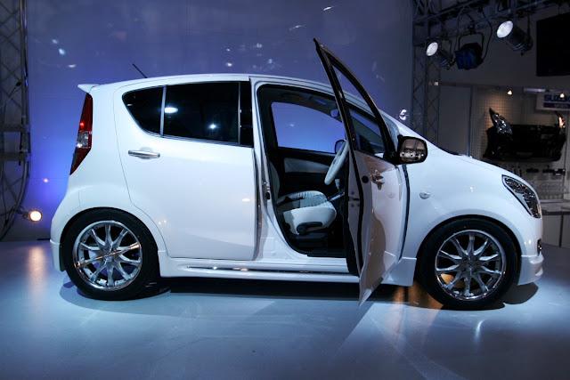 Mengintipspesifikasi Dan Harga Mobil Suzuki Splash