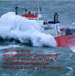 gambar dan kata mutiara pelaut